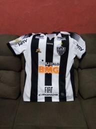 Camisa de jogo Atlético Mineiro, oficial de jogo