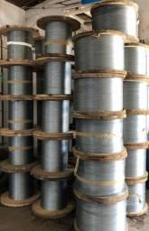 Arame aço galvanizado ATC