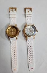 Relógio Yakuza S1 Tampa Vidro