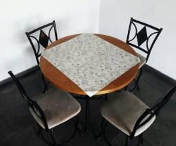 Mesa de Jantar com cadeiras - Só 170,00 - 9 9 4 6 3 - 9 1 7 3 (Whatsapp)