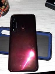Motorola moto g8 plus semi novo 64Gb top