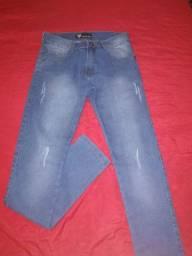 Calça juvenil tamanho 38 *Nova