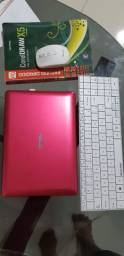 "Netbook Asus R103BA - 10.1"" Touch - AMD Dual Core, 2Gb, HD 320Gb"