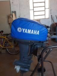 Motor de Popa Yamaha 15 HP - 2009