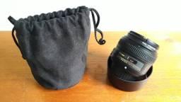 Lente Nikon 50mm 1.8g Af-s. Mais Entrada Luz, Fotos +nítidas