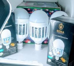 Kit 2 lâmpadas mata mosquitos