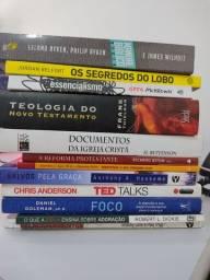 Livros , desenvolvimento pessoal , teologia