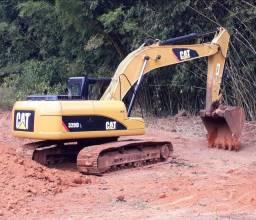 Escavadeira Caterpillar 320dl 2013