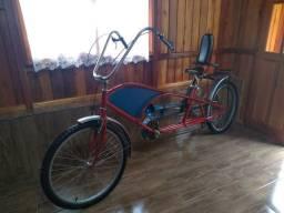 Linda !!! Bicicleta antiga feita artesanalmente !!!