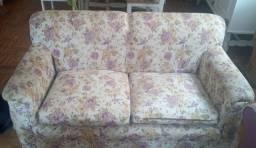 Conjunto de sofás 2 e 5 lugares