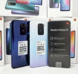 Smartphone xiaomi Note 9 128Gb 4GB RAM -Novos Versão global