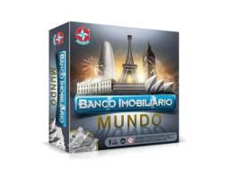 Banco Imobiliário - Mundo COMPLETO
