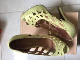 Vendo peep toe