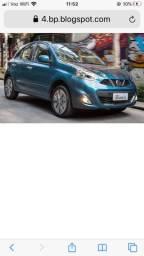 Nissan March Azul