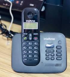 Telefone com secretária intebrás TS3130