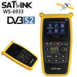 Satlink 6933 Novo Localizador de Satelite