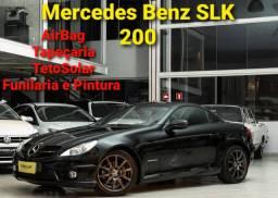 Kit Air Bag Mercedes-Benz SLK200 Restauração Instalação e Manutenção Pintura Tapeçaria