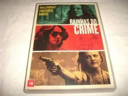 Dvd rainhas do crime