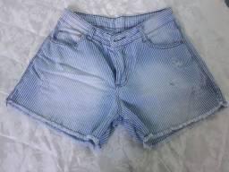 Short jeans rota do mar Tam 42(Caruaru)