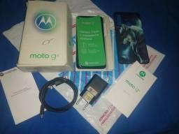 Moto G8 Prisma 64GB novinho caixa acessórios todos originais ( FAÇO ENTREGA)