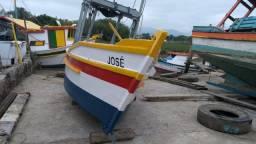 Barco de Camarão!