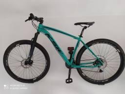 Vendo bicicleta aro 29 freios a disco nova sem uso