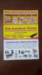 Conserto de equipamentos industrial