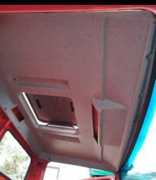 Forração do teto original M. Benz 709 / 710 / 912 / 914 / 1214 / 1418 / 1618