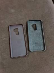 2 Capinha Galaxy S9 Plus original