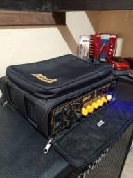 Cabeçote Litle Mark Bass 800 tube