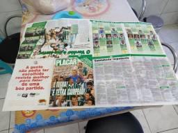 Revista Placar ano 1994/ S.E.Palmeiras