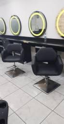 Cadeira hidráulica cadeira pra salão