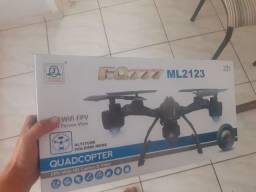 Vendo drone  novo