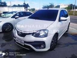 Toyota Etios Platinum 1.5 Automático 2017 + Gnv 5 geração - Raphael rolim