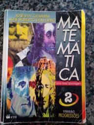 Livro Matemática preparatório Enem