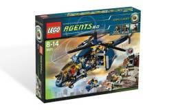 Lego Agents 8971 Aerial Defence Unit, Novo, Pronta Entrega!
