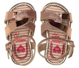 Sandália infantil bebê! tamanho 18