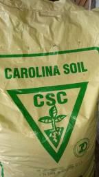 Substrato Profissional Carolina 8kg lacrado mudas estaquia clone raiz