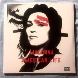Madonna vinil Lp American Life lacrado