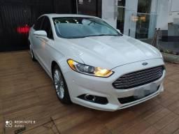 Ford fusion awd gtdi ecoboost + novo da regiao pneus novos baixa kilometragem