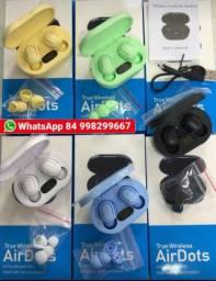 Fone De Ouvido E6s True Bluetooth 5.0 Estéreo Painel Led