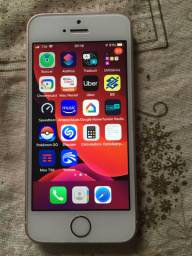 IPhone SE COMPLETO NA CAIXA