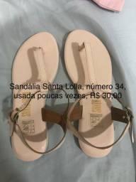 Sandália santa Lolla
