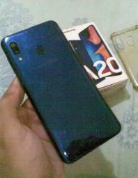 Troco A20 por Iphone 6s mas 50$
