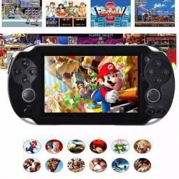 Vídeo Game Portátil Retro 10mil Jogos (8Gb) - Entrega Grátis