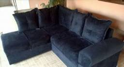 Sofa de canto Larissa novo da fabrica
