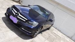 Mercedes c180 coupe ano 2012