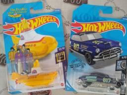 Hot Wheels Miniaturas colecionáveis