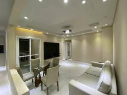 Apartamento 3 quartos mobiliado em Itapevi na Estrada Velha Residencial Milano