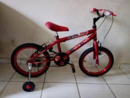Bicicleta aro16 promoção NOVA homem aranha
